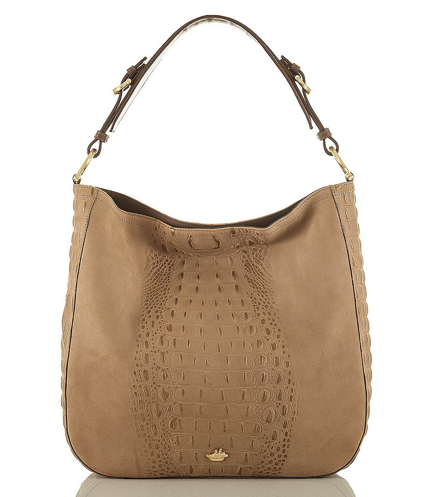Brahmin Southcoast Wilmington Collection Eva Hobo Bag