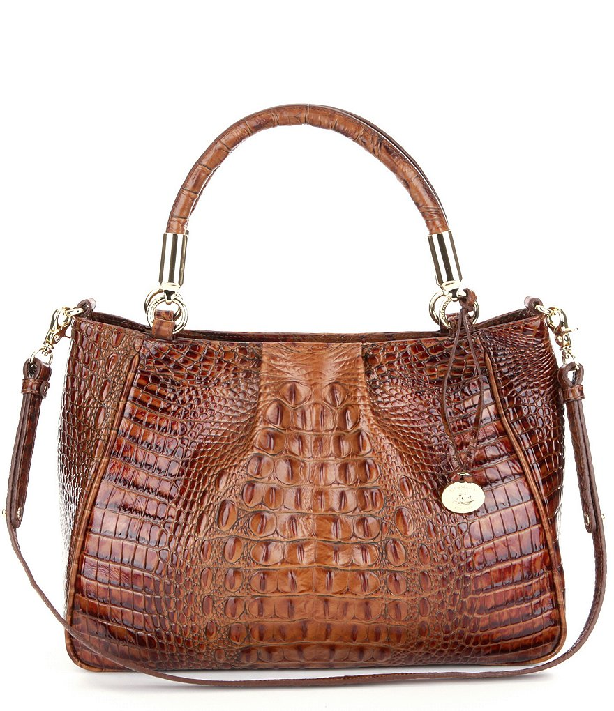 Brahmin Toasted Almond Collection Ruby Shoulder Bag