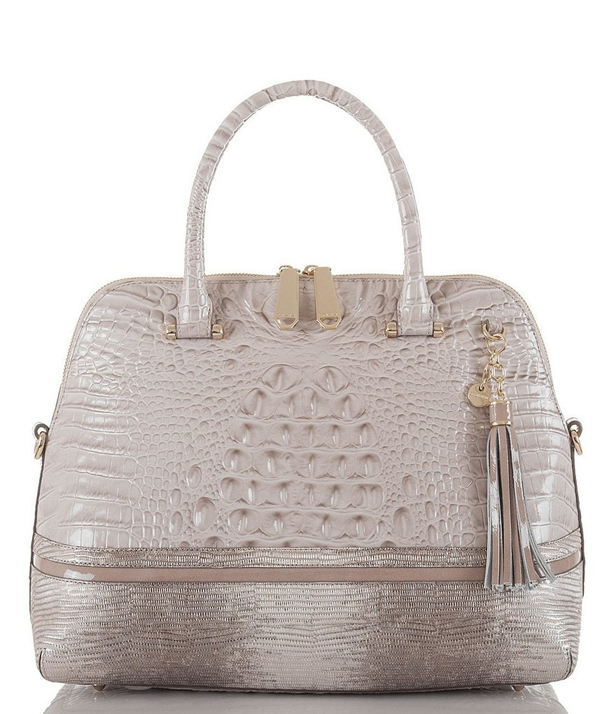 Brahmin Zagora Collection Sydney Satchel