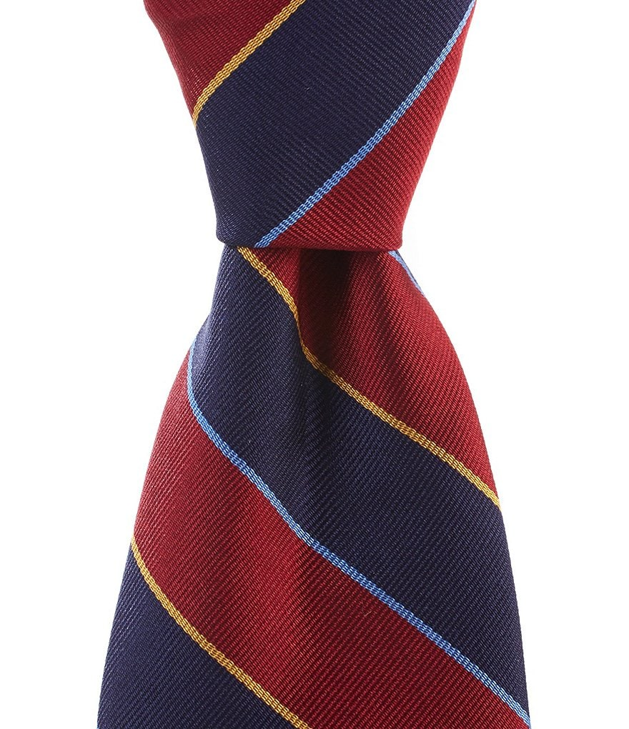 Brooks Brothers Argyle & Sutherland Traditional 3.25#double; Silk Tie