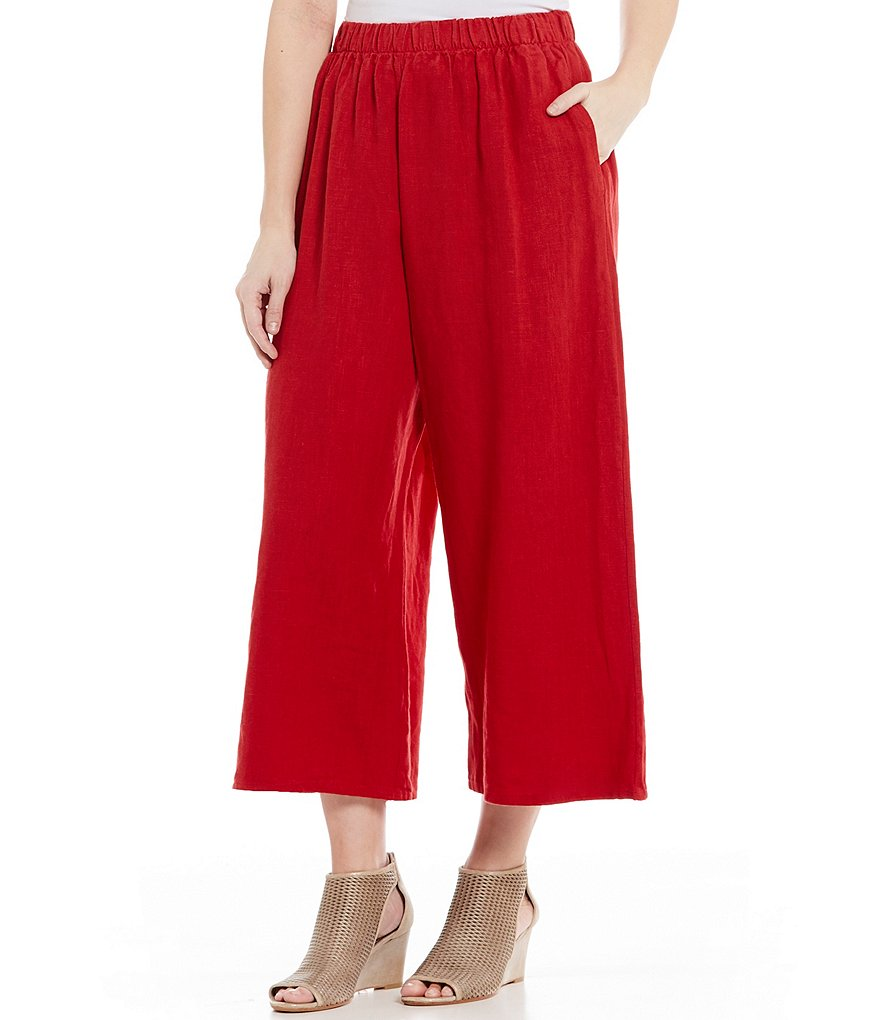 Bryn Walker Culotte Flood Pants