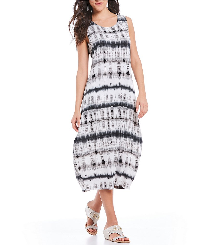 Bryn Walker Pippa Tie Dye Midi Dress