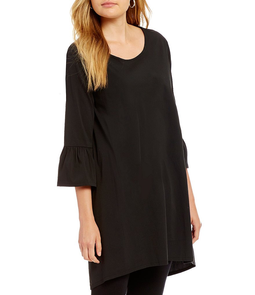 Bryn Walker Stretch Poplin Phryne Tunic