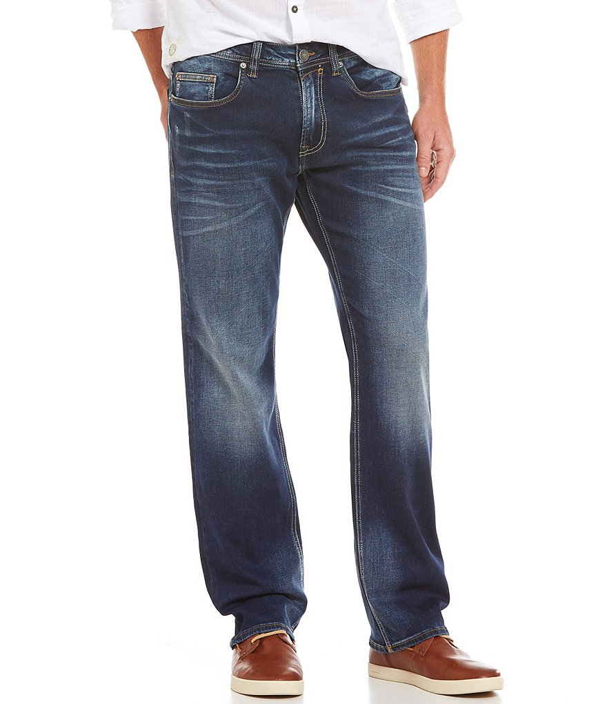 Buffalo David Bitton ' DRIVEN X' Straight Fit Jeans