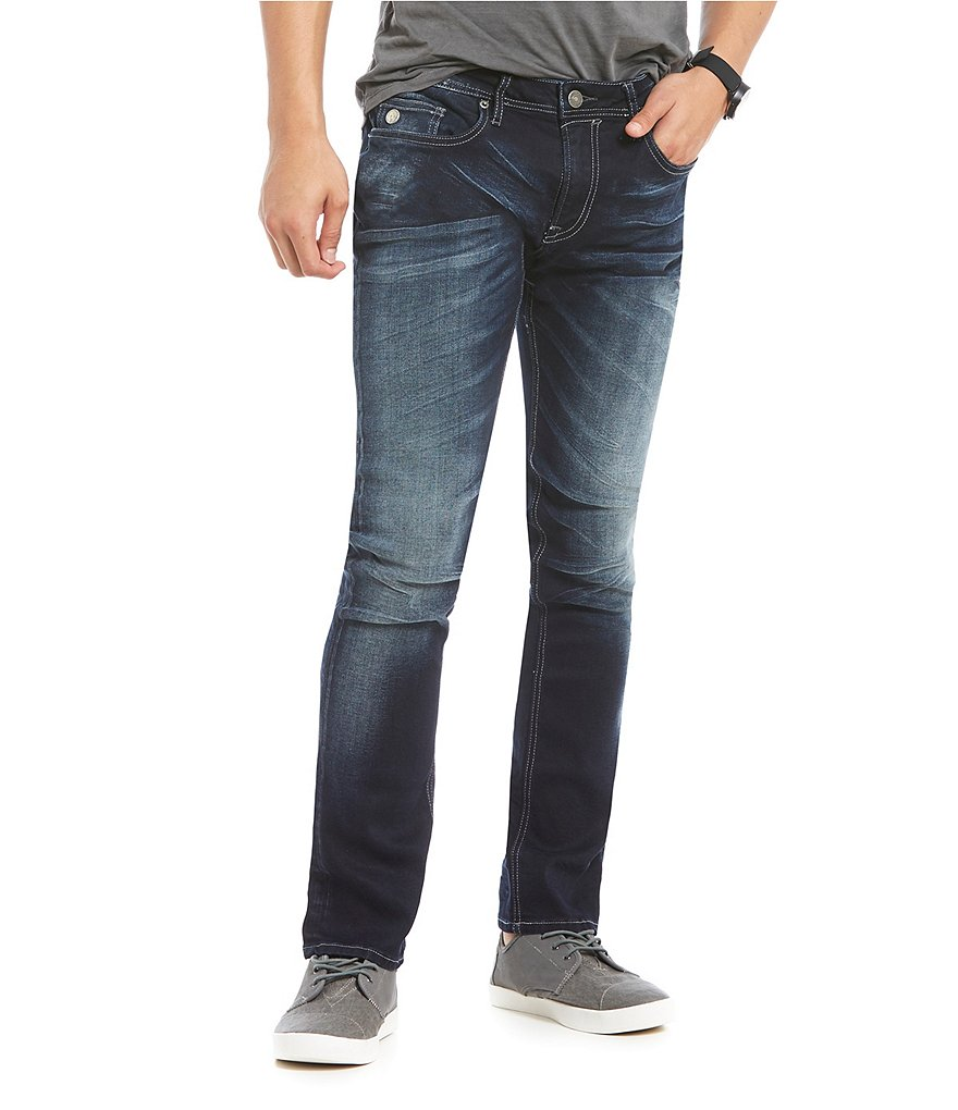 Buffalo David Bitton 'MAX X' Skinny Fit Jeans