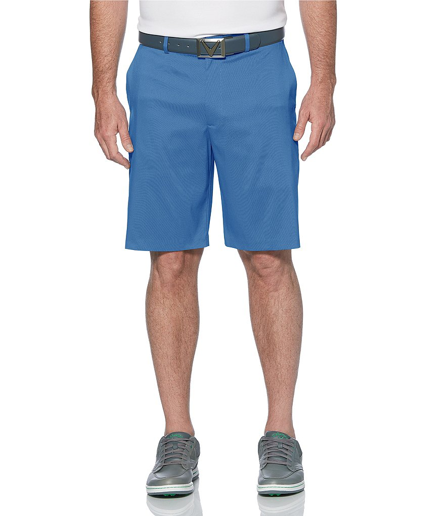 Callaway Golf Stretch Oxford Active Waistband Shorts