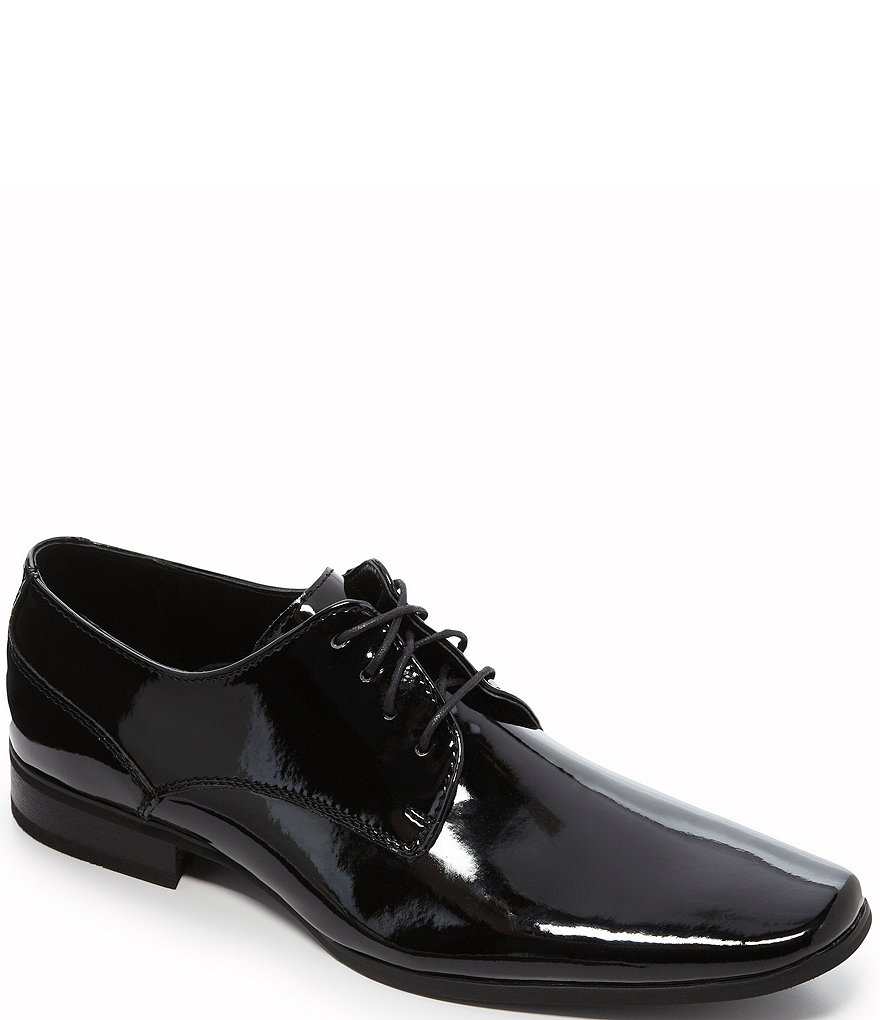 Calvin Klein Brodie Patent Dress Shoes