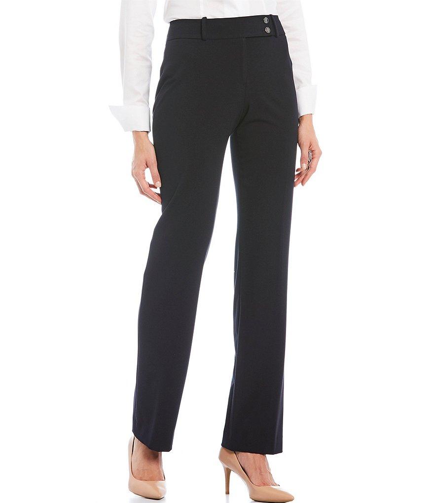 81d1dc8d349bc Calvin Klein Curvy Fit Pants
