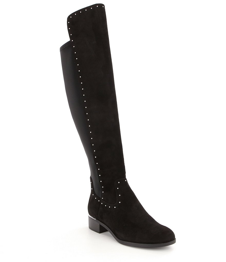 Calvin Klein Cynthia Over The Knee Boots