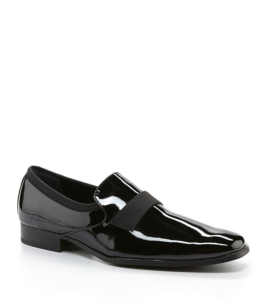 Calvin Klein Guilford Patent Dress Loafers