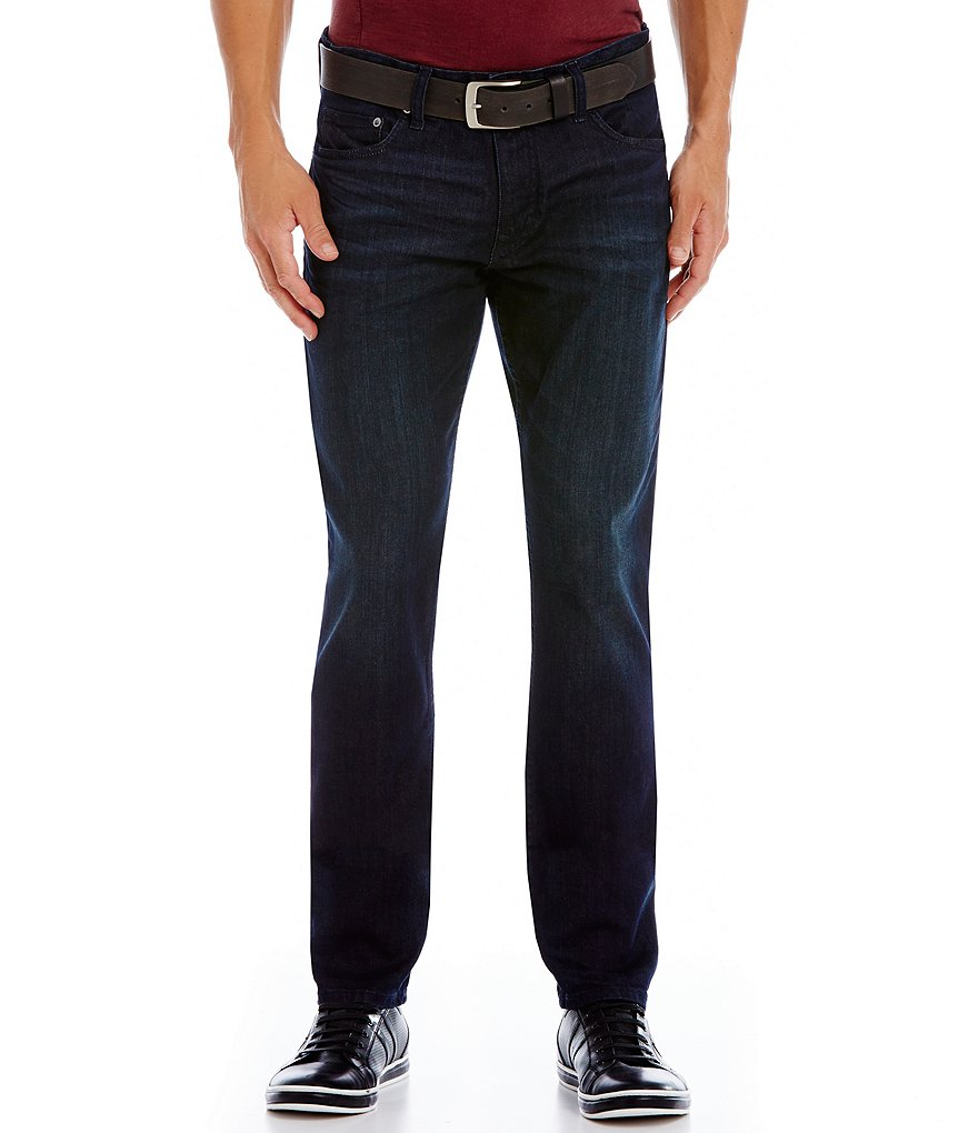 Calvin Klein Jeans Low-Rise Slim Jeans