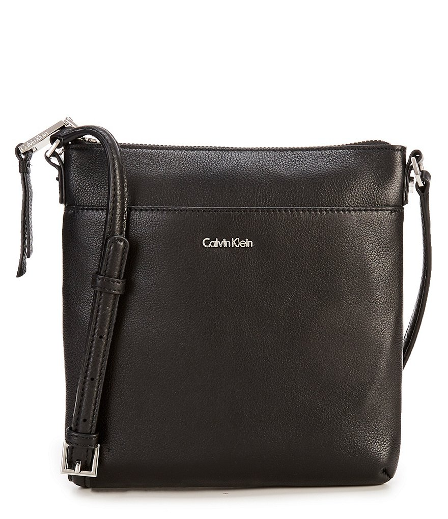 Calvin Klein Lily Pebble Cross-Body Bag