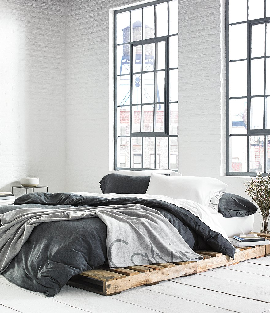 bedding klein options net fashion your banded duvet home seymour bed at calvin s choose in covers
