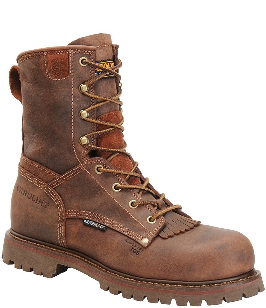 Carolina Men's 28 Series Waterproof Composite Toe Work Boots