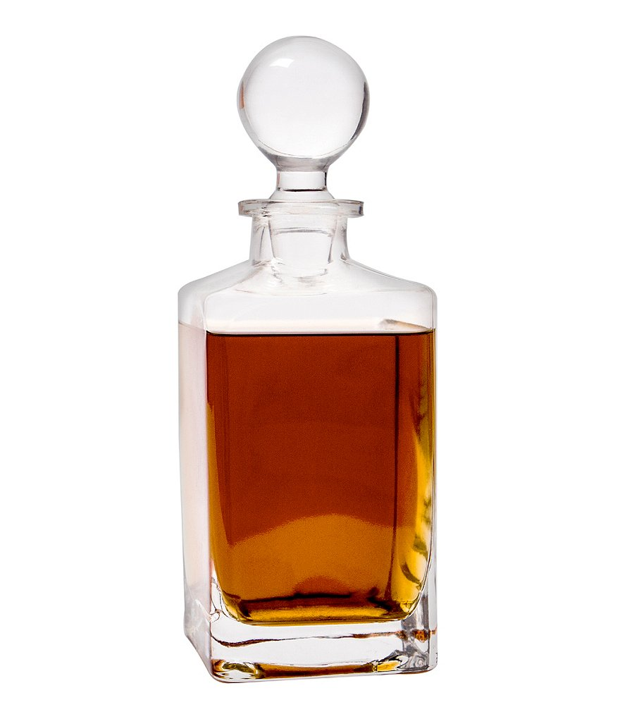 Cathys Concepts Personalized 32-oz. Square Whiskey Decanter