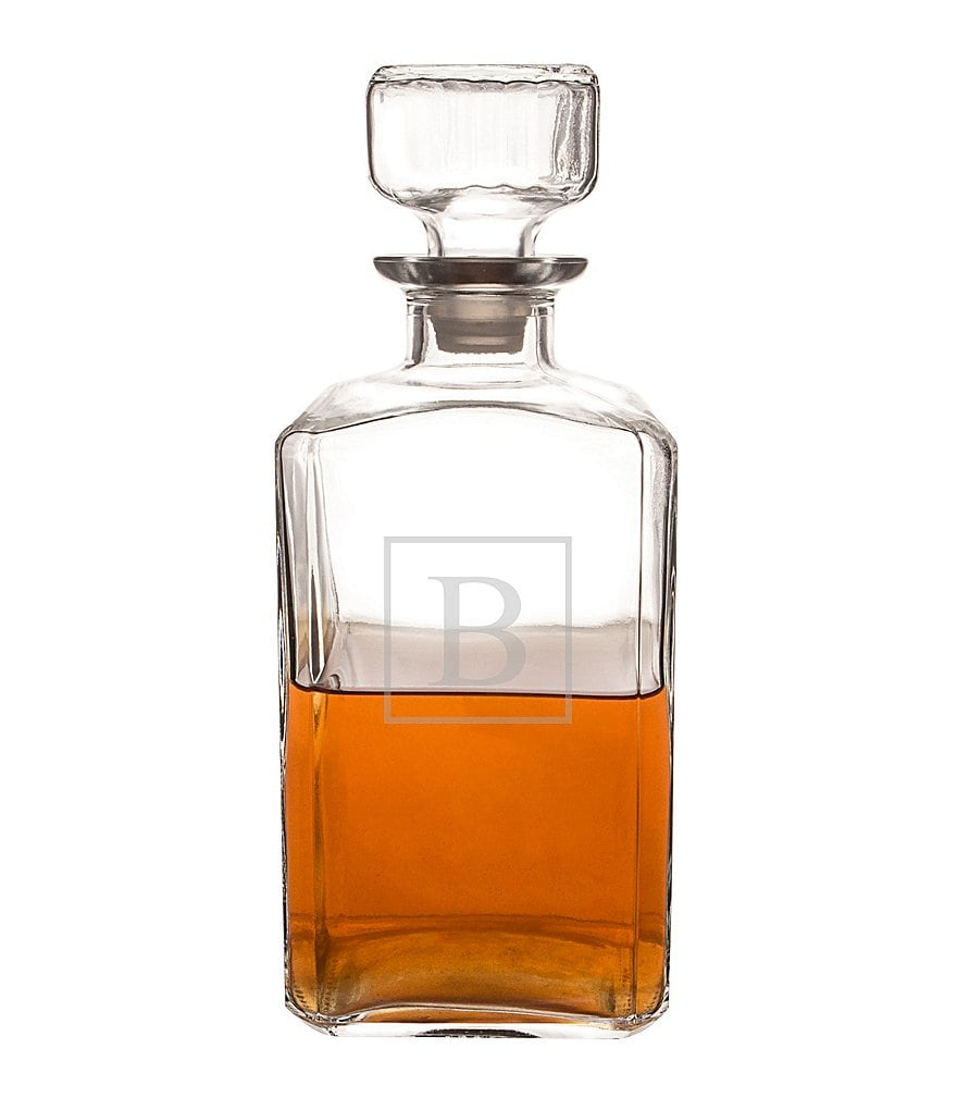 Cathy's Concepts Personalized 34-oz. Glass Decanter