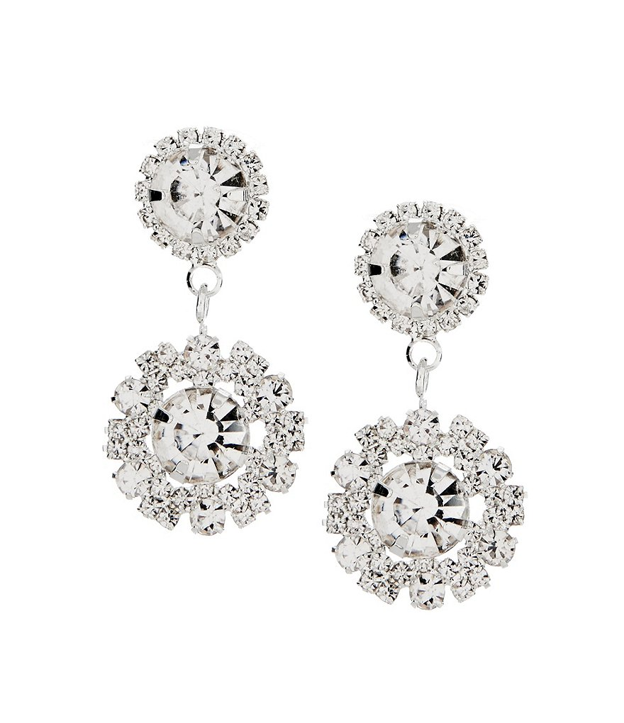 Cezanne Dangle Drop Statement Earrings