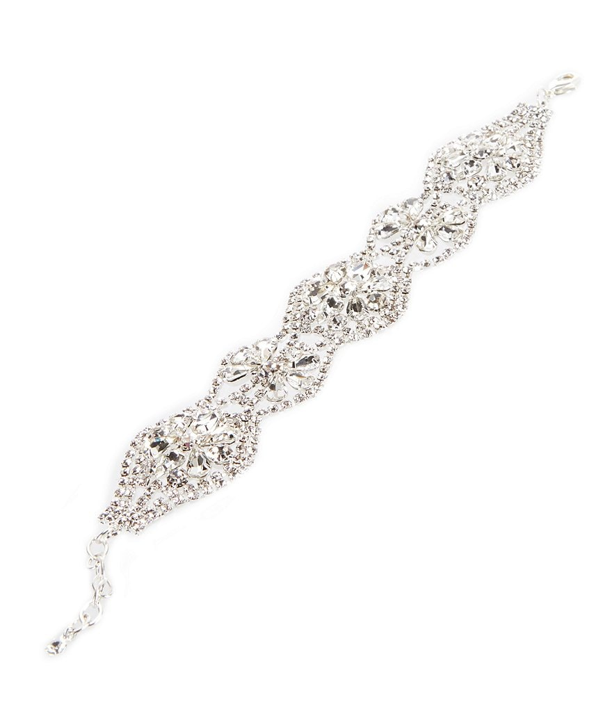 Cezanne Deco Diamonds Bracelet