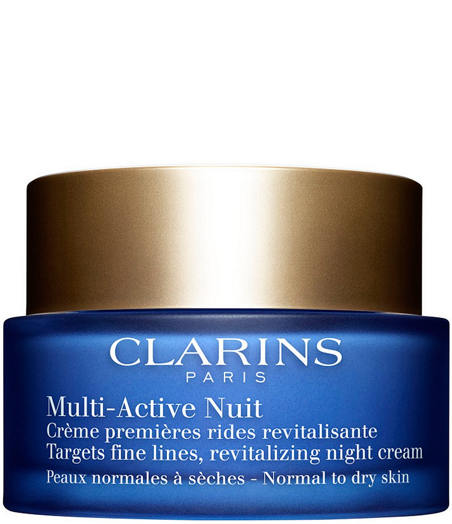 Clarins Multi-Active Night Cream - Normal to Dry Skin
