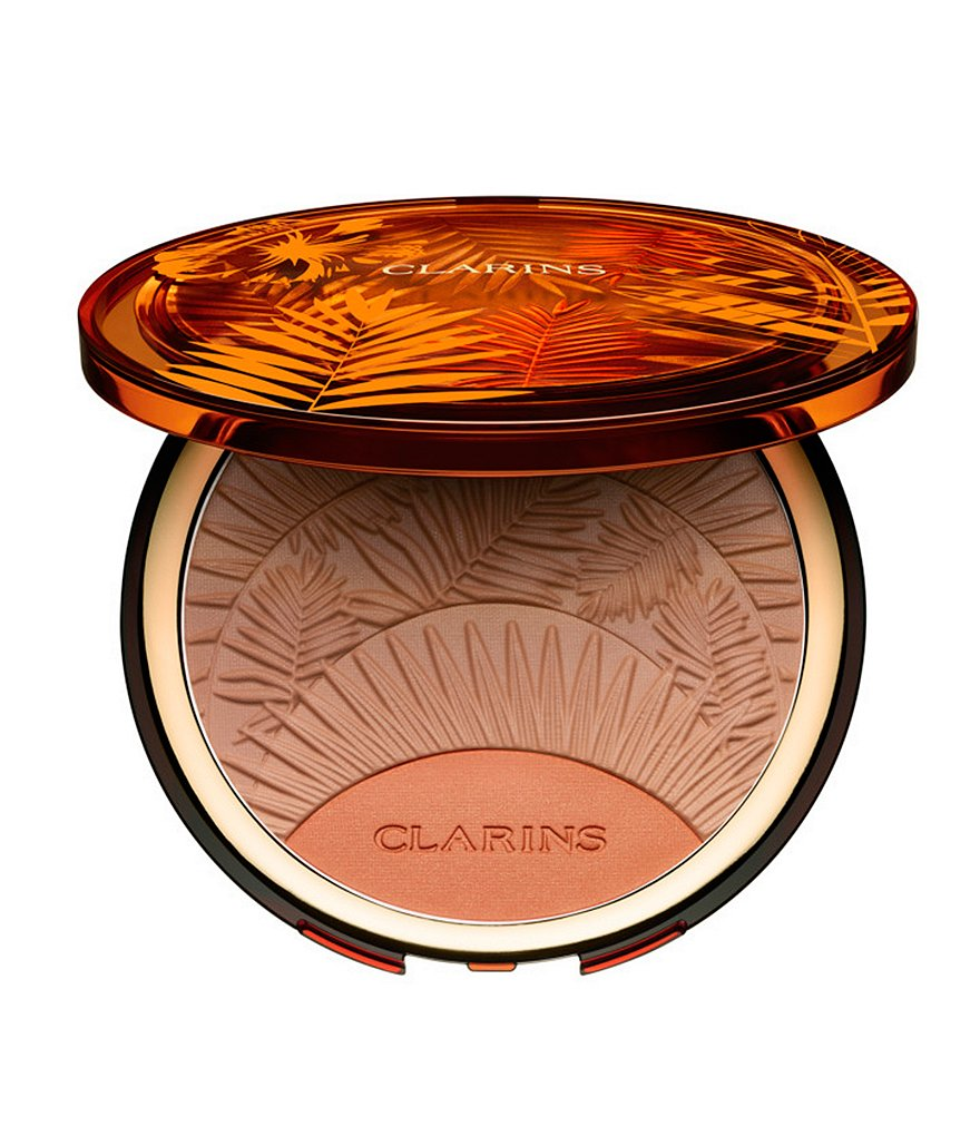Clarins Sunkissed Limited-Edition Bronzing & Blush Compact