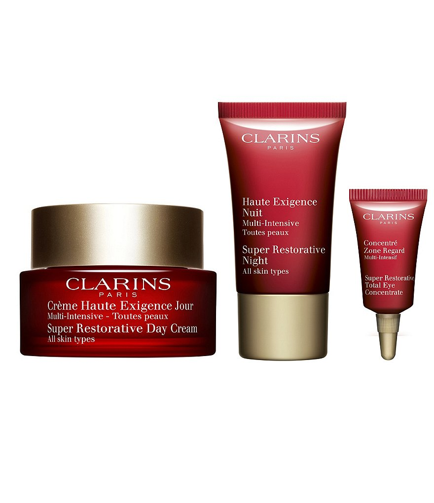 Clarins Super Restorative 24/7 Discovery Kit