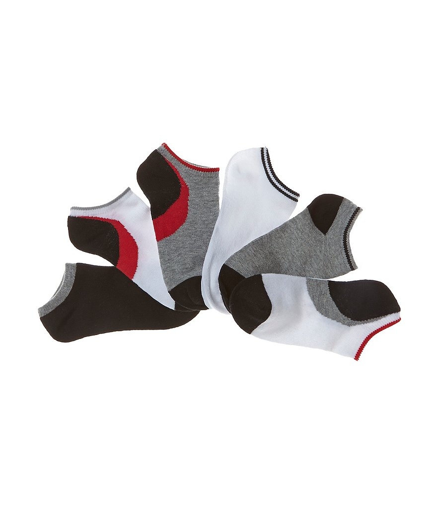 Class Club Boys 6-Pack Sport Liner Sock