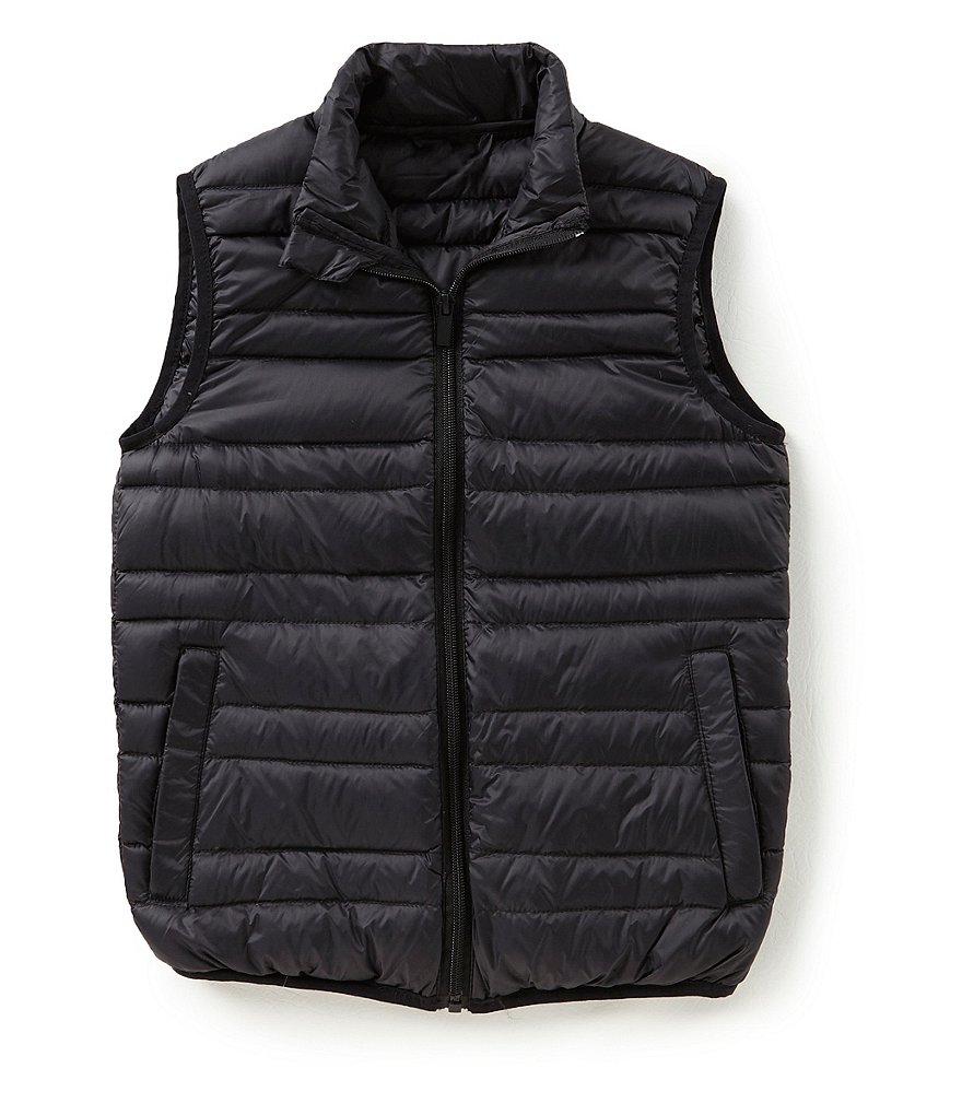 Class Club Big Boys 8-20 Puffer Vest Jacket