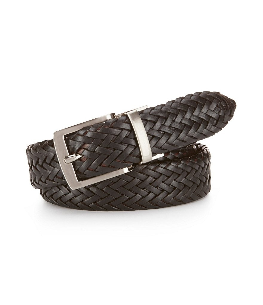Class Club Big Boys 8-20 Reversible Braided Belt