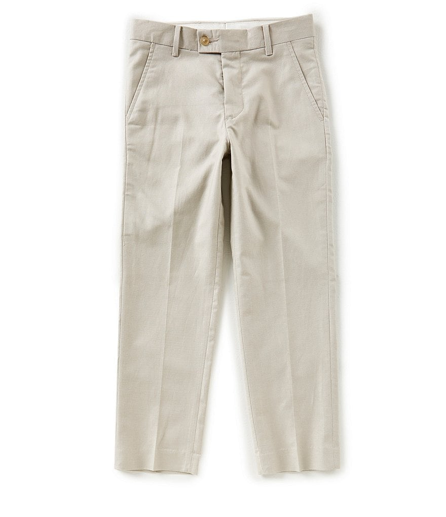 Class Club Big Boys 8-20 Stretch Linen Pants