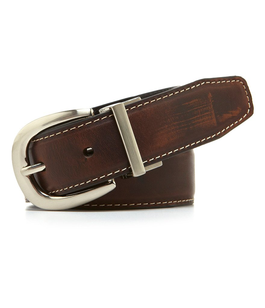 Class Club Boys' Reversible Harness Belt