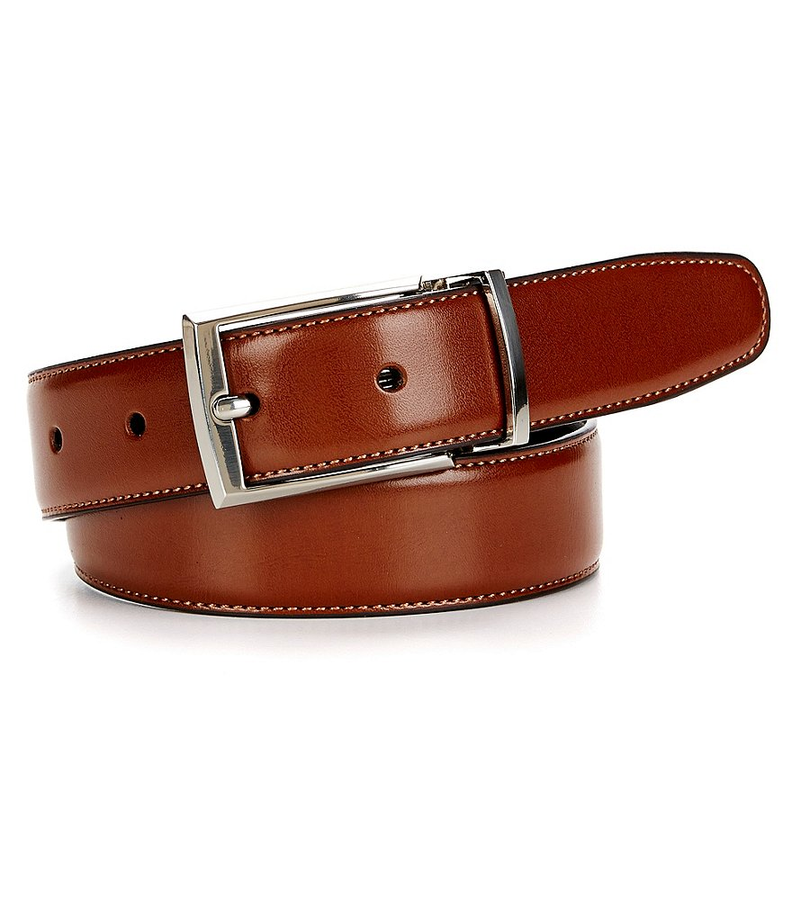 Class Club Reversible Leather Belt
