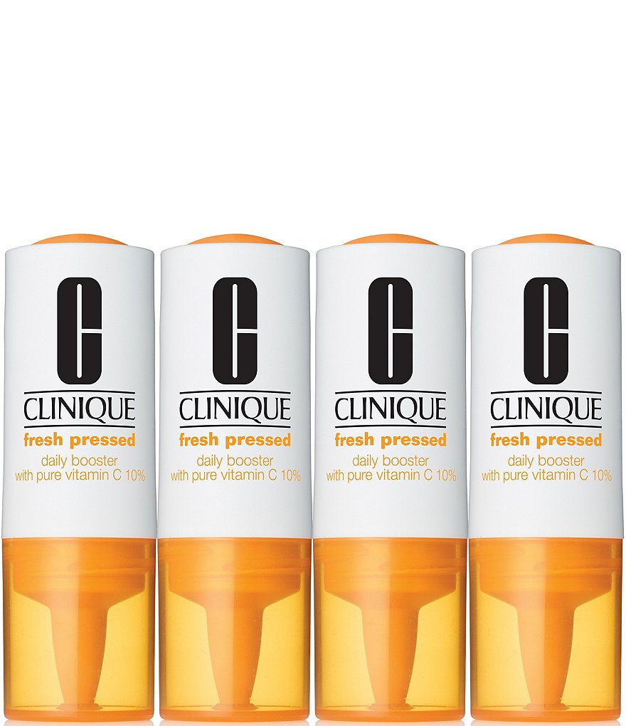 Clinique Fresh Pressed Daily Booster with Pure Vitamin C Set