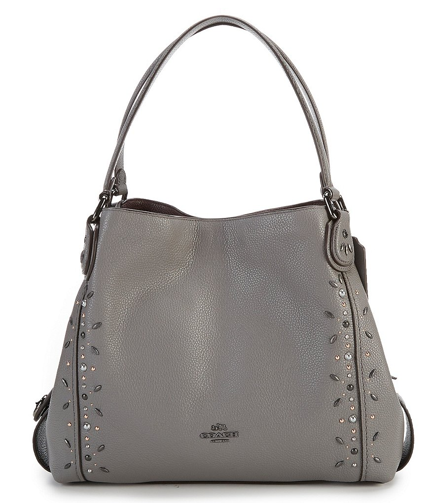 COACH PRAIRIE RIVETS EDIE 31 SHOULDER BAG