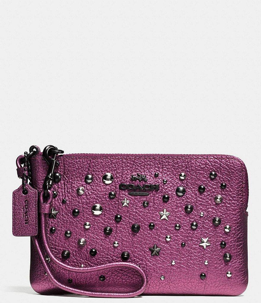 coach wristlets handbags dillards online rh journagraphica com