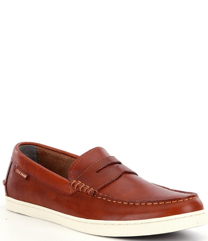 Cole Haan Pinch Weekender Leather Loafers vou7i