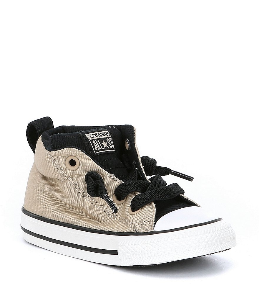 Converse Boys' Chuck Taylor® All Star® Street Mid Sneakers