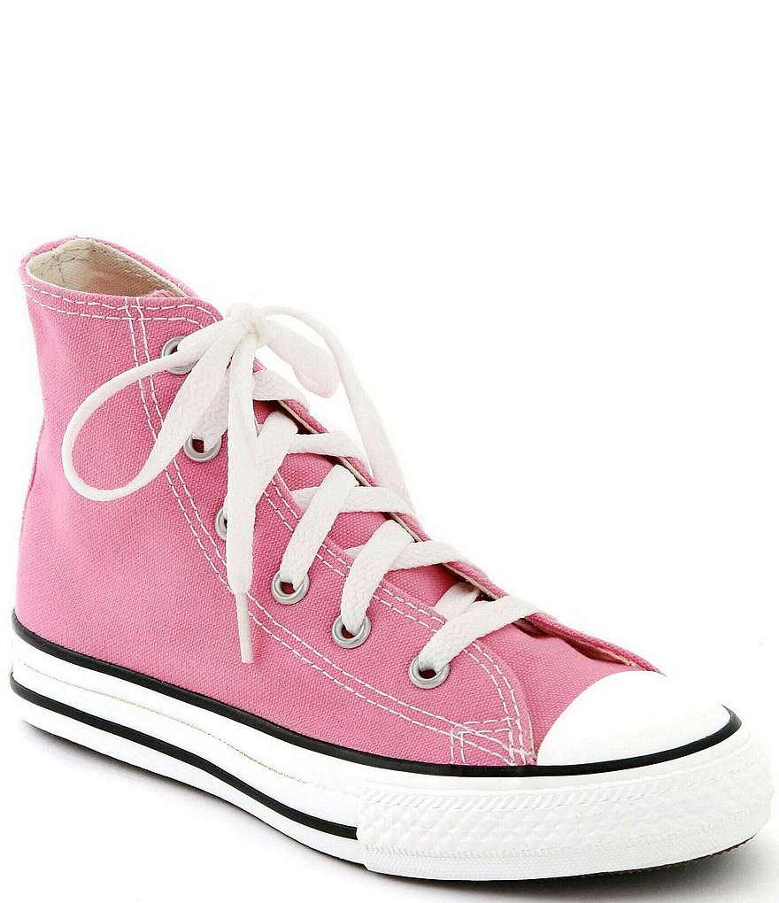 Converse Girls  Chuck Taylor® All-Star® Hi-Top Girls Sneakers ... 7fb338622700
