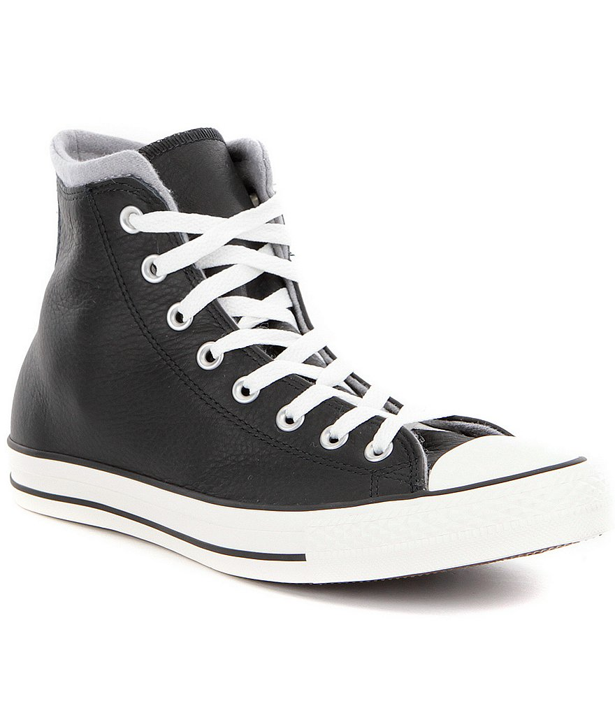 Converse Men´s Chuck Taylor® All Star® Leather Hi Top Sneakers