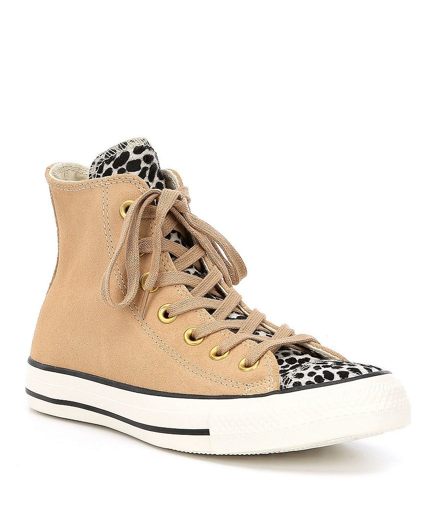 Converse Women's Chuck Taylor® All Star® Hi Top Suede Sneakers