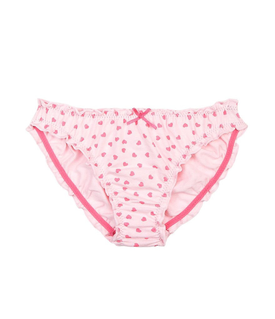 Copper Key 3-12 Sweet Hearts Hipster Panty
