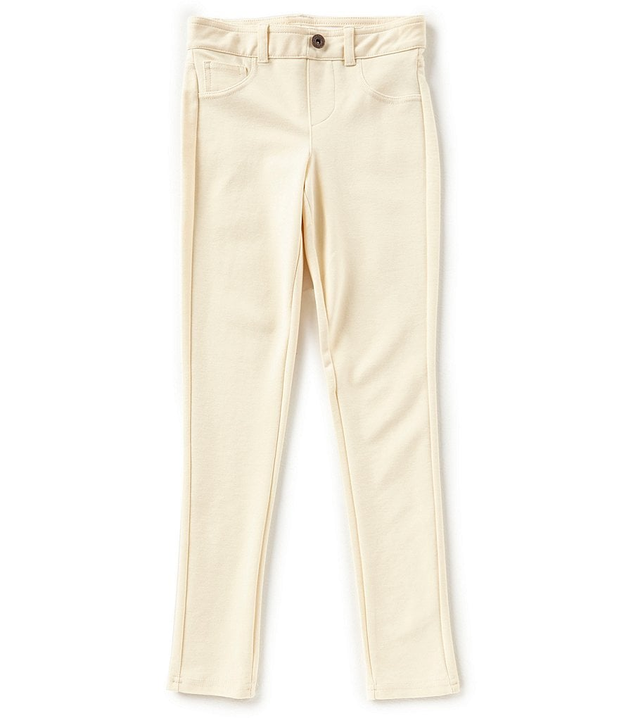 Copper Key Big Girls 7-16 Ponte Knit Jeggings