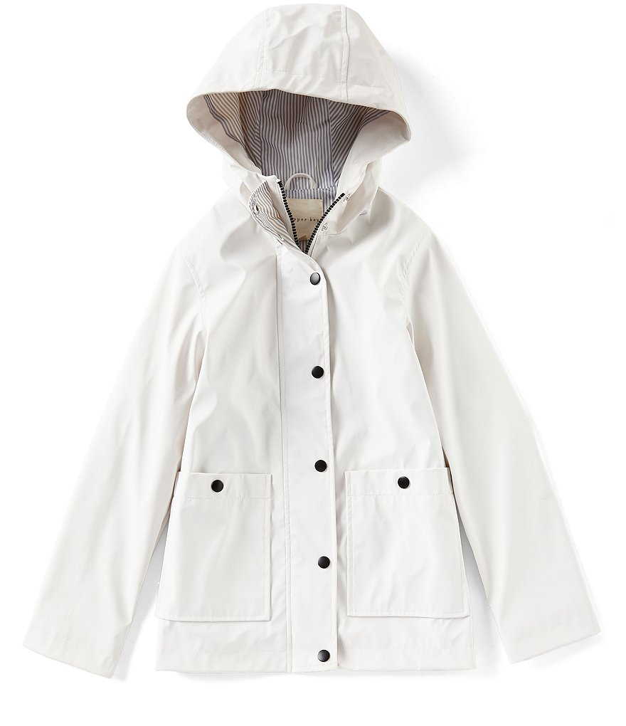 Copper Key Big Girls 7-16 Rain Jacket