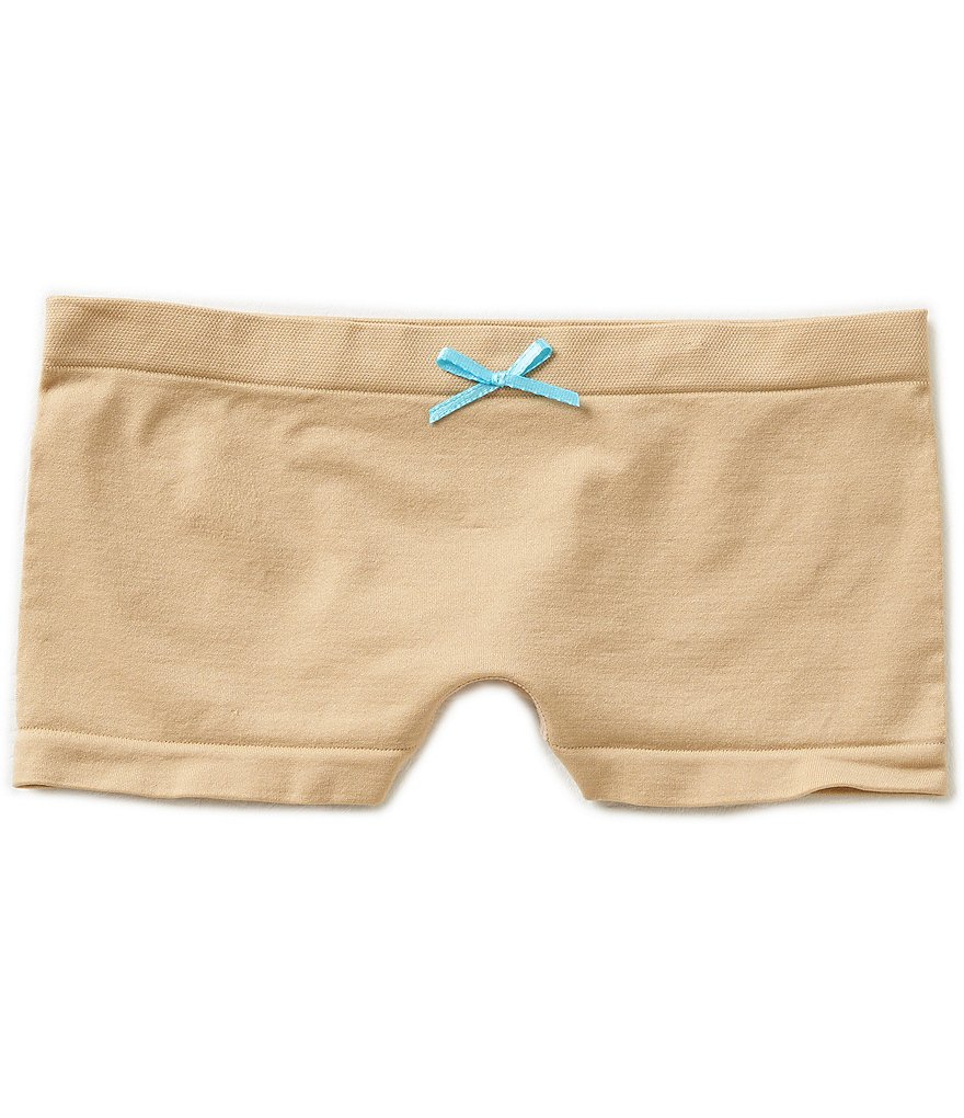 Copper Key Big Girls 7-16 Seamless Basic Boyshort