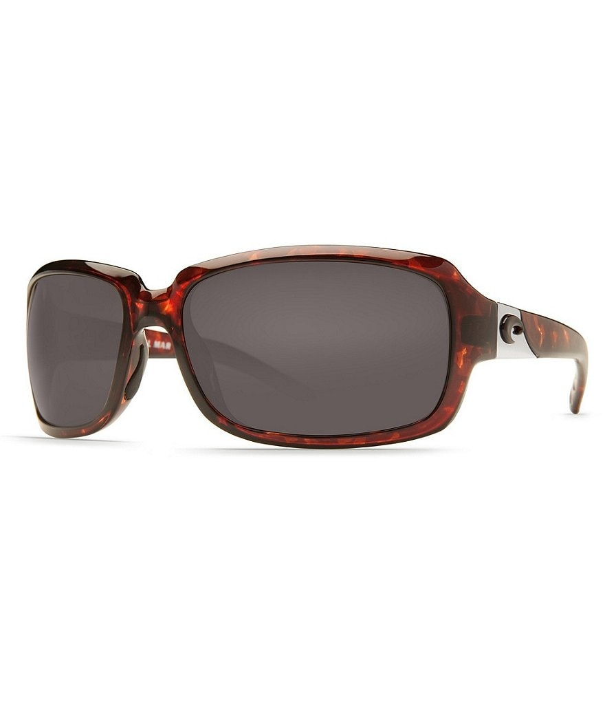 Costa Isabela Polarized Glass Lens Sunglasses