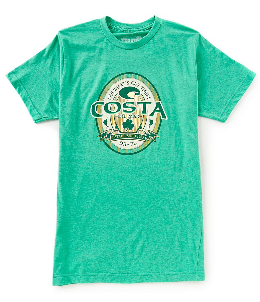 Costa Lucky Short-Sleeve Graphic Tee