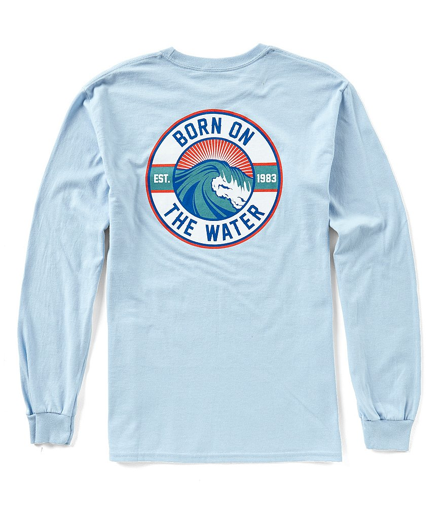 Costa Pipeline Long-Sleeve T-Shirt