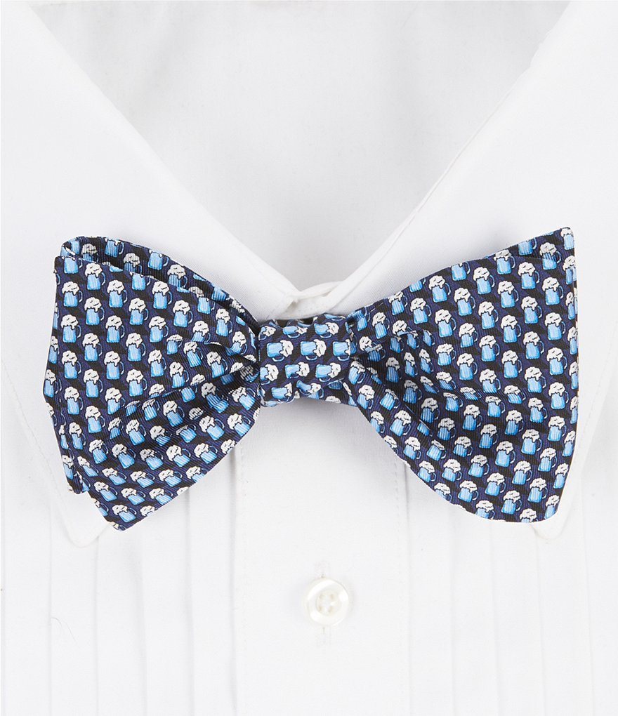 Cremieux Beer Mugs Bow Tie