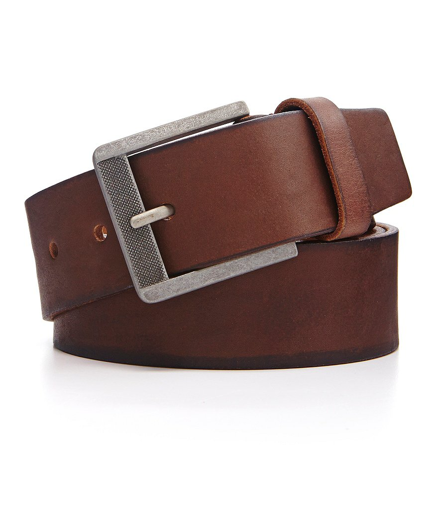 Cremieux Casual Leather Belt