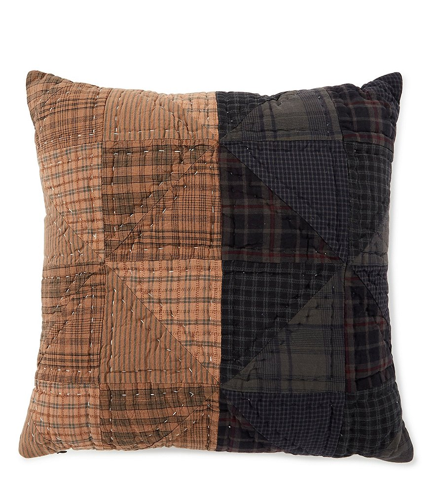 Cremieux Conrad Patchwork Square Pillow