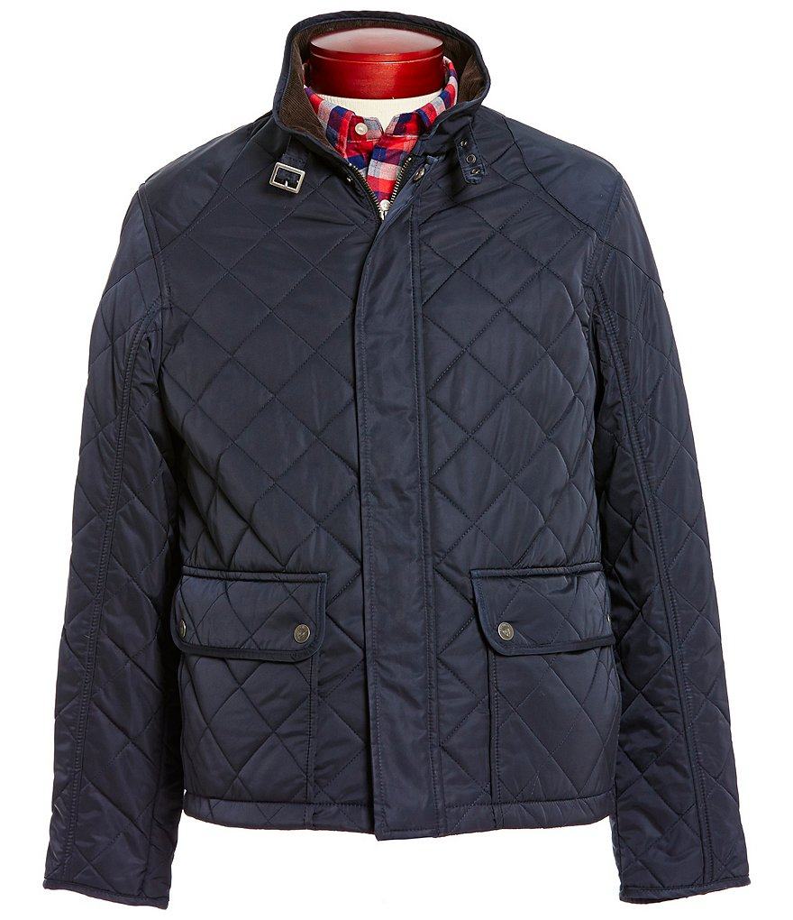 Cremieux Dennis Quilted Fleece Motorcycle Jacket